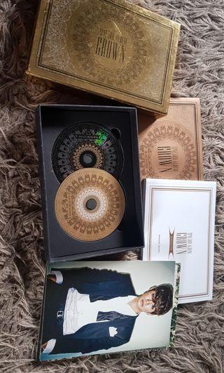 2PM JYP Grown Repackaged Album