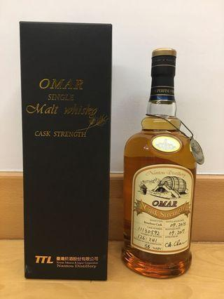 Omar Whisky (ex-Bourbon)