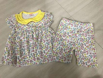 🚚 Gymboree girl set