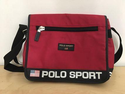 Ralph Lauren Polo Sport Shoulder Bag