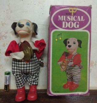 懷舊香港玩具 8O年代上練Musical Dog 音樂狗狗
