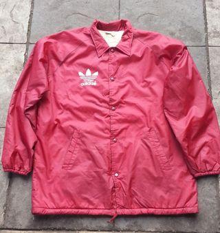 Adidas sherpa windbreaker jaket