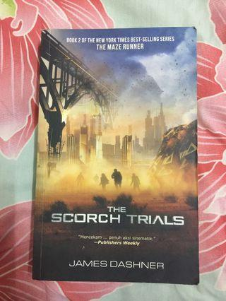 The Scorch Trials #mauthr