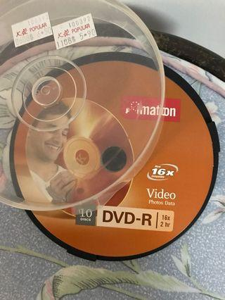 Empty CD Disk