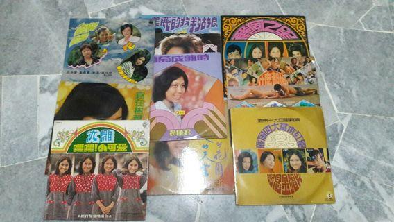 Chinese Pop Records