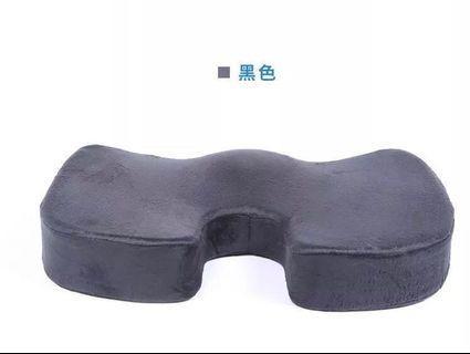 办公室记忆棉椅垫美臀坐垫透气超柔孕妇护尾椎坐垫 记忆
