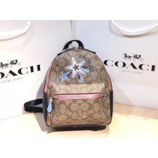 COACH; Women Mini Backpack