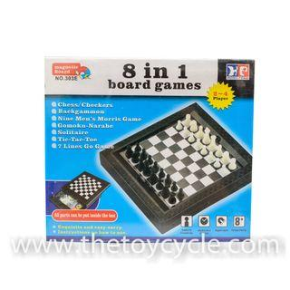 8 in 1 Chess