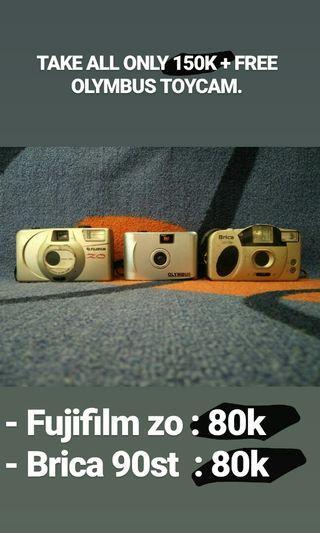 Bundle kamera analog