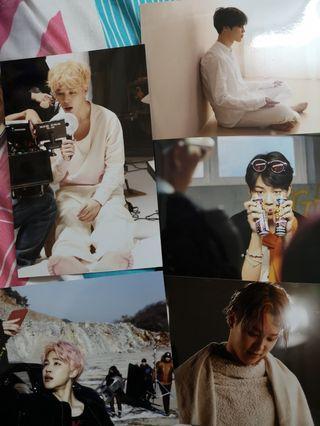 BTS Oneul Exhibition Live Photo Jimin Season 3