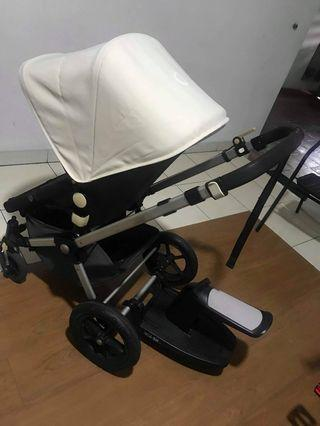 Bugaboo Cameleon with Gliders