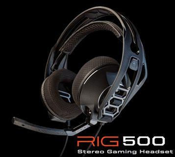 RIG 500, Stereo Gaming Headset | Plantronics