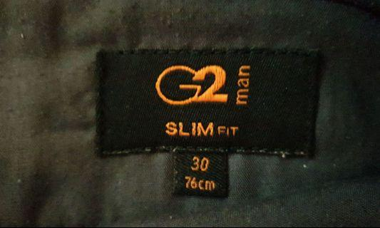 G2000 Slim Fit