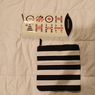 Sephora make up pouch