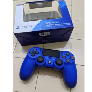 PS4 Dualshock 4 Wireless Controller V2 (Blue)