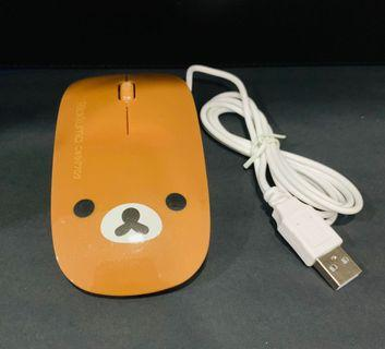 Optical wired mouse