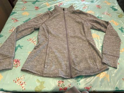 Old navy athletic jacket sweater worn once