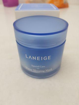 Laneige Water Sleeping Mask   ( Special care)