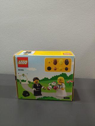 Lego wedding couple BNIB