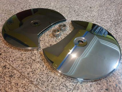 Softail Front Rotor Cover (Brand New)