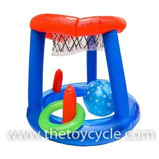 Inflatable BasketBall Ring