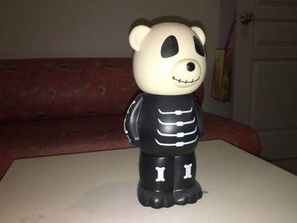 Skull bear tabung