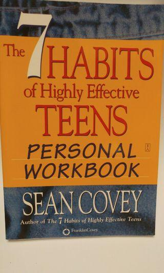 #newbieMay19 the 7 habits of highly effective teens