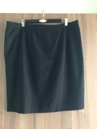 Custom made pencil skirt