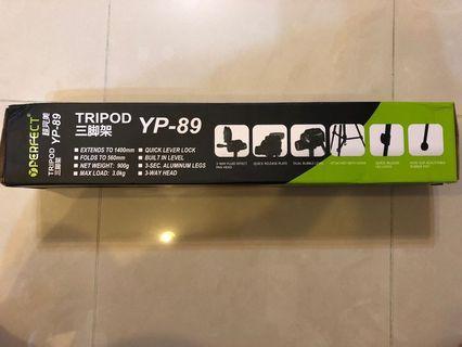 TRIPOD 相機三腳架 (YP-89)
