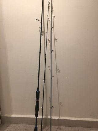 Carbo Fishing Rods