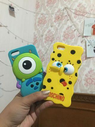 CASE FULL RUBBER IPHONE 5/5S/SE