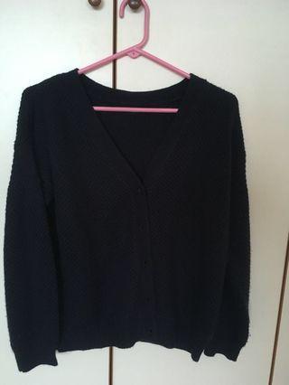 🚚 GU針織外套+裙子