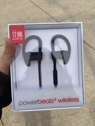 🚚 Beats 3 Wireless運動耳機(九成新,僅試戴)(含運
