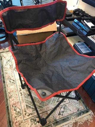 Folding portable chair