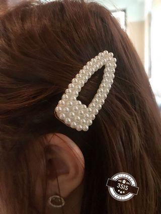 韓式頭飾髮夾