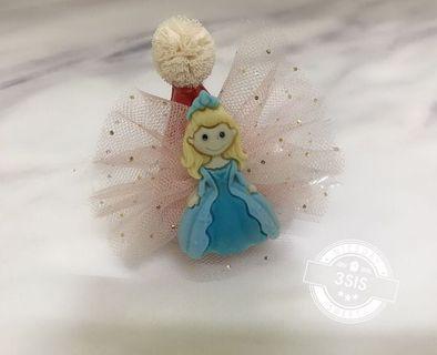 Handmade 公主系列髮夾