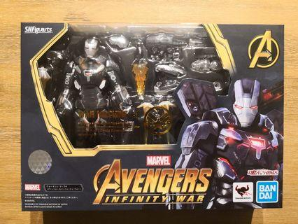 S.H. Figuarts Avengers: Endgame - War Machine MK-4 / Mark 4