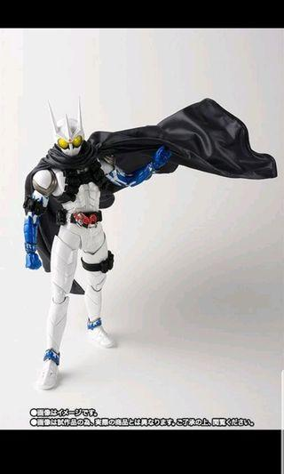 已開 日版 BANDAI 幪面超人 SHF S.H.Figuarts 真骨彫 真骨雕 Kamen Rider W ETERNAL