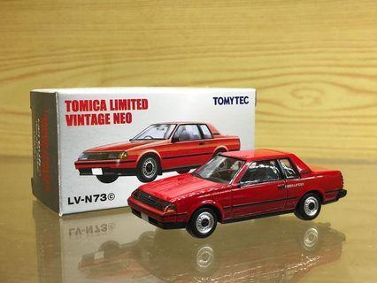 Tomytec Tomica Limited Vintage Neo LV-N73c 1/64 Toyota Celica 1800 GT-T