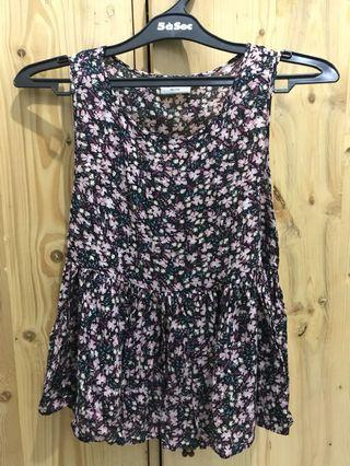 New Look Flower Blouse #mauTHR