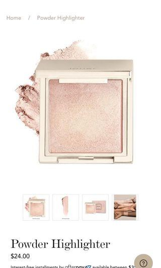 🚚 Jouer pressed highlighter in rose gold