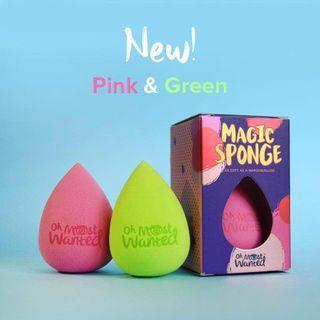 Oh Most Wanted Magic Sponge