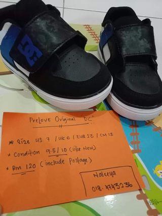 Pre Loved Original Nike Vans DC Kids Sneakers