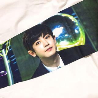 EXO Chanyeol Cheering Banner & Fan by 61degreecelsius