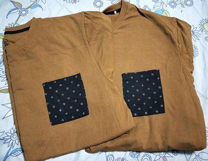 PreLoved Couple Brown Top