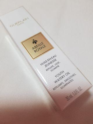 BNIB Sealed Guerlain Abeille Royale Youth Watery Oil