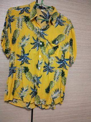 🚚 Pineapple top