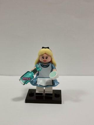 Lego Minifigures Disney 1 Alice