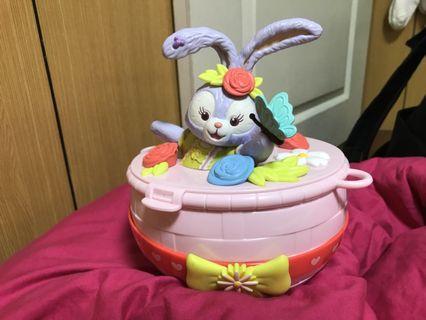 #上海迪士尼 #史黛拉 #復活節 #爆米花桶 #生日禮物 #爸爸謝謝你