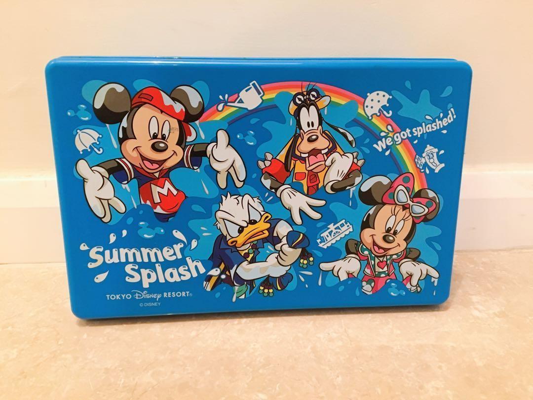 🈹🈹🈹日本東京迪士尼午餐盒